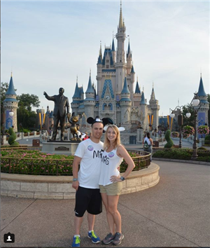 Honeymoon in Disney!