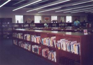 Colebrookdale Elementary Library