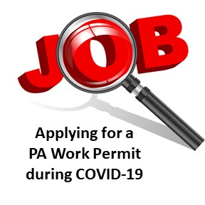 Work Permit During COVID