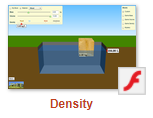Density Simulation