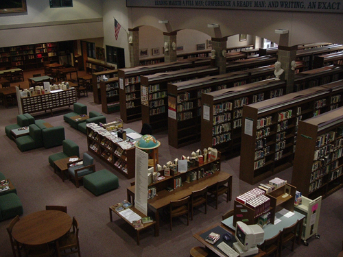 Boyertown Senior High Library